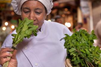 Alta cucina dal marocco
