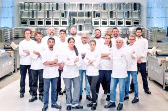 Top chef italia: conosciamo i concorrenti