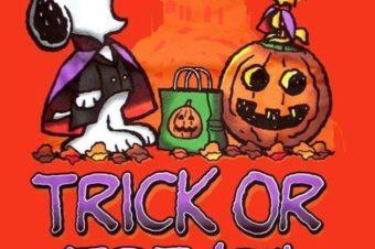 Tremate tremate Halloween è tornato