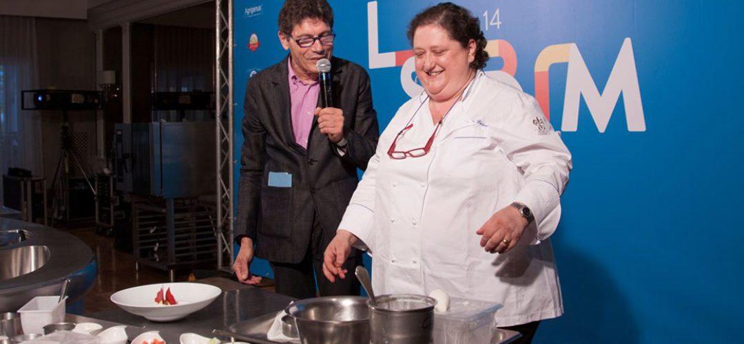 Valeria Piccini: Tutto principia dall'olio