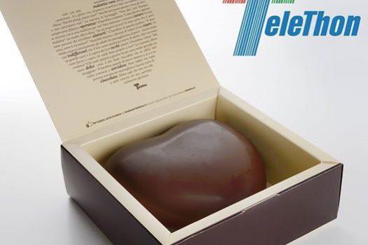 Telethon 2016: due ricette con il cioccolato per essere #presente con il cuore