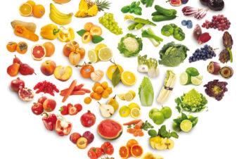 La frutta fresca t18 sul green del royal park i roveri