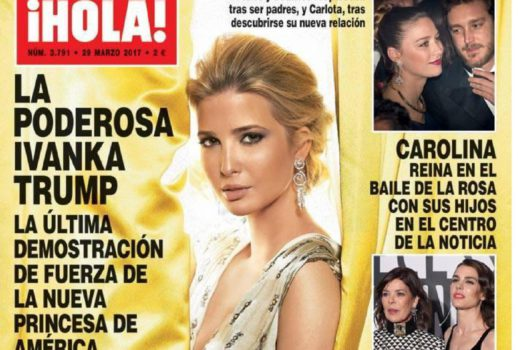Kate vs Ivanka: Gossip Reale