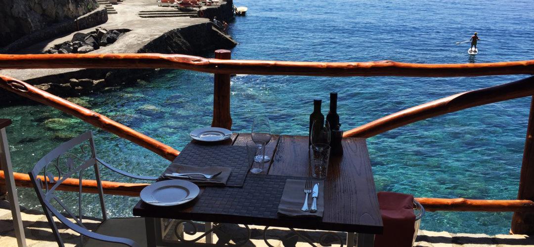 5 ristoranti sul mare da non perdere