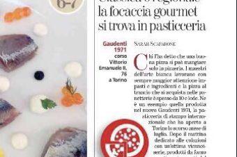 Classica o regionale: la focaccia gourmet si trova in pasticceria
