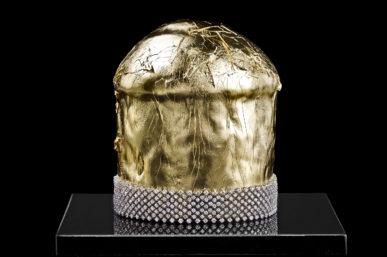 Il panettone con oro e diamanti: da Carmagnola alla Russia (e all'India). Con amore.