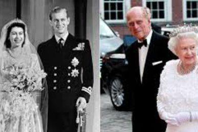 70 anni di matrimonio. Realmente.