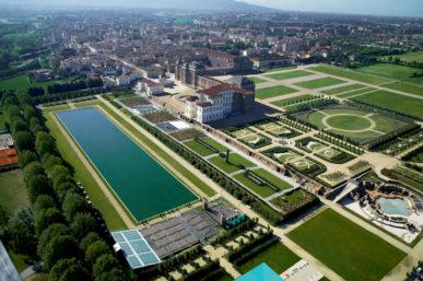 T18 gestirà gli orti della Reggia di Venaria (Torino)