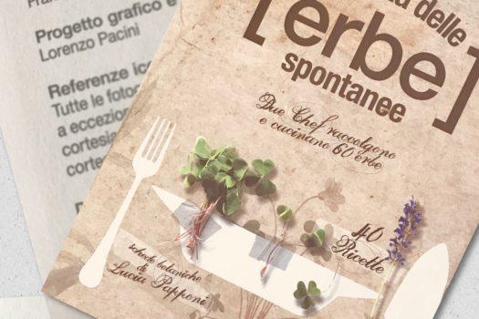La cucina delle erbe spontanee (ed. Giunti)