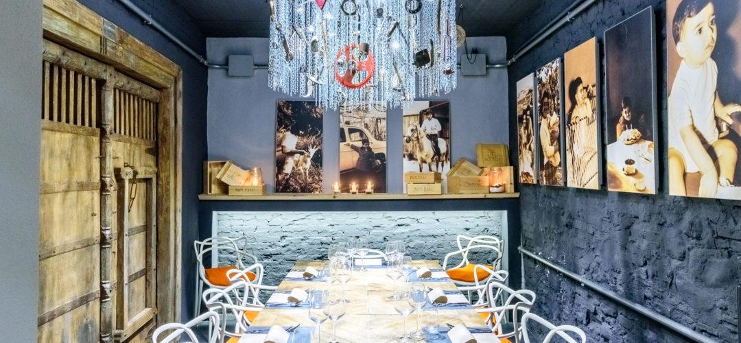 Vanity Fair – In Toscana al ristorante di Andrea Bocelli, l'«officina» di famiglia