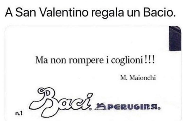 Cinici & San Valentino