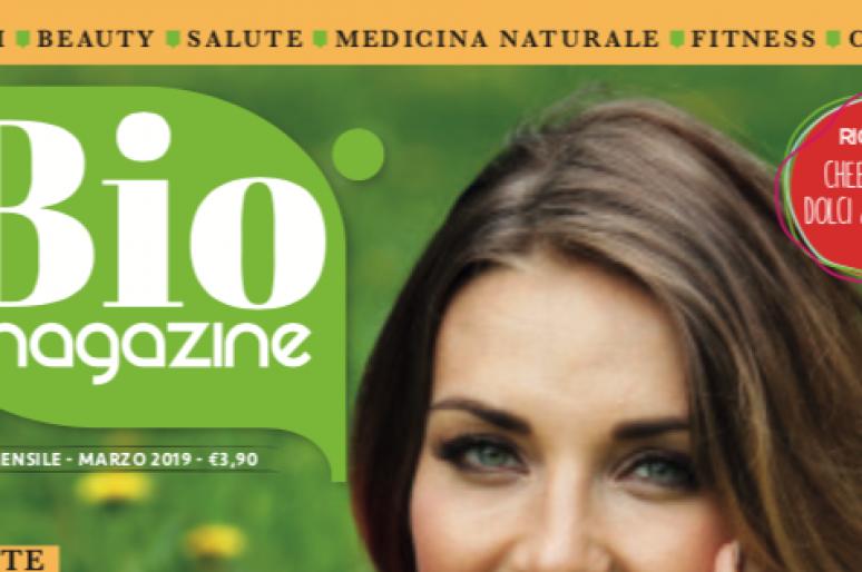 Trillo su Bio Magazine – marzo 2019
