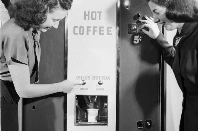 Lo sharing della pausa caffè