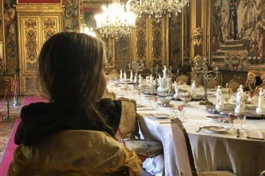 Il gusto di Greta per i Musei (Reali) di Torino