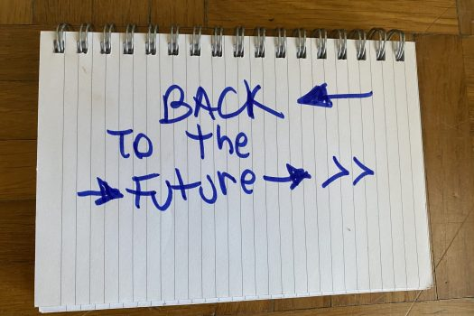 Back to the future: 44 idee per tornare nel futuro