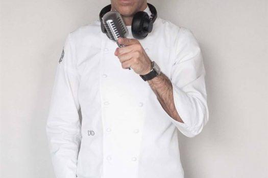 Davide oldani: cinque ricette di alta cucina da fare a casa