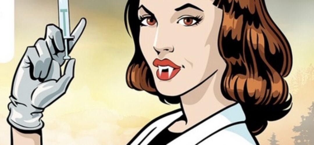 In vacanza con il vax Vampiro & altre storie