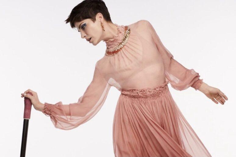 Giuseppina Sansone: capi essenziali anche nell'adaptive fashion